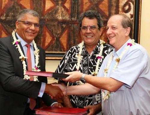 Progrès Numérique en Polynésie Française