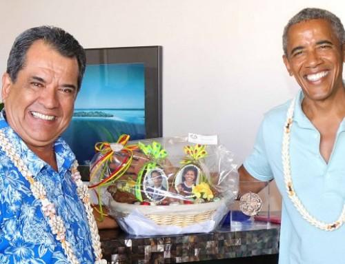 Los famosos escapados en nuestras islas